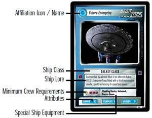 Mirror Mirror STCCG Decipher 1E Star Trek: Battle Cruiser Ungraded